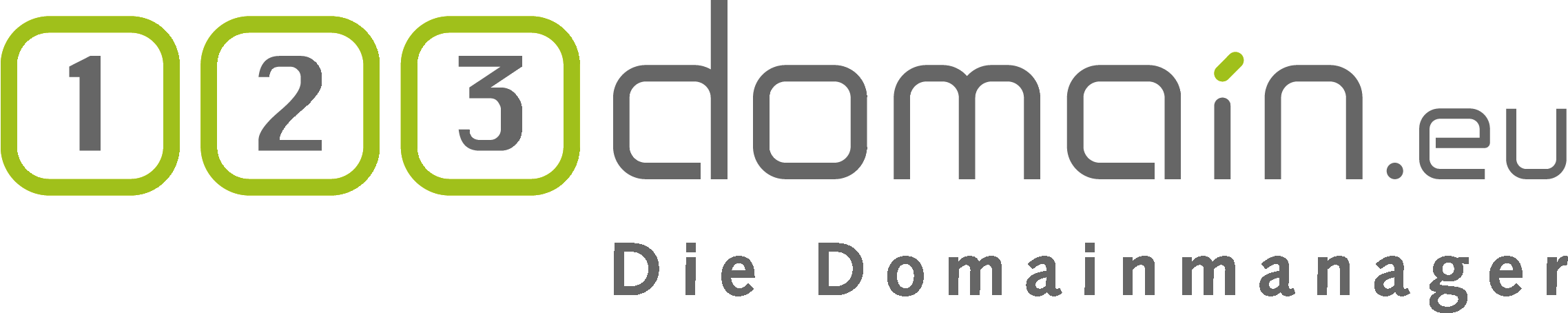 Logo 123domain.eu - Die Domainmanager